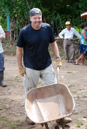 Chris loves Compassion Trips with Living Water International.